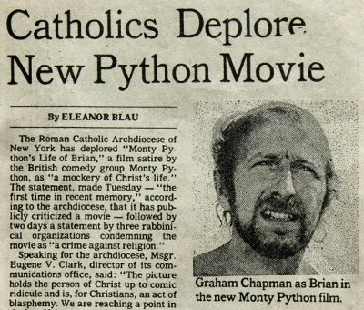 The New York Times, August 30, 1979