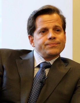 Anthony Scaramucci, the new White House communications director